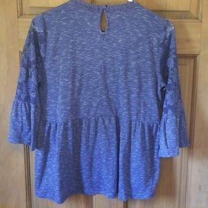 Arizona Jean Company Shirts & Tops - Arizona Jeans Company Girls plus size blouse